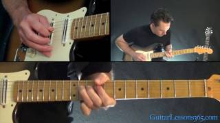 Queen - The Show Must Go On Instrumental Guitar Cover by Carl Brown