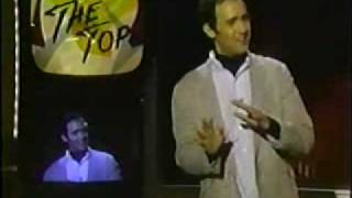 """Andy Kaufman hosts """"The Top"""" (1984)"""