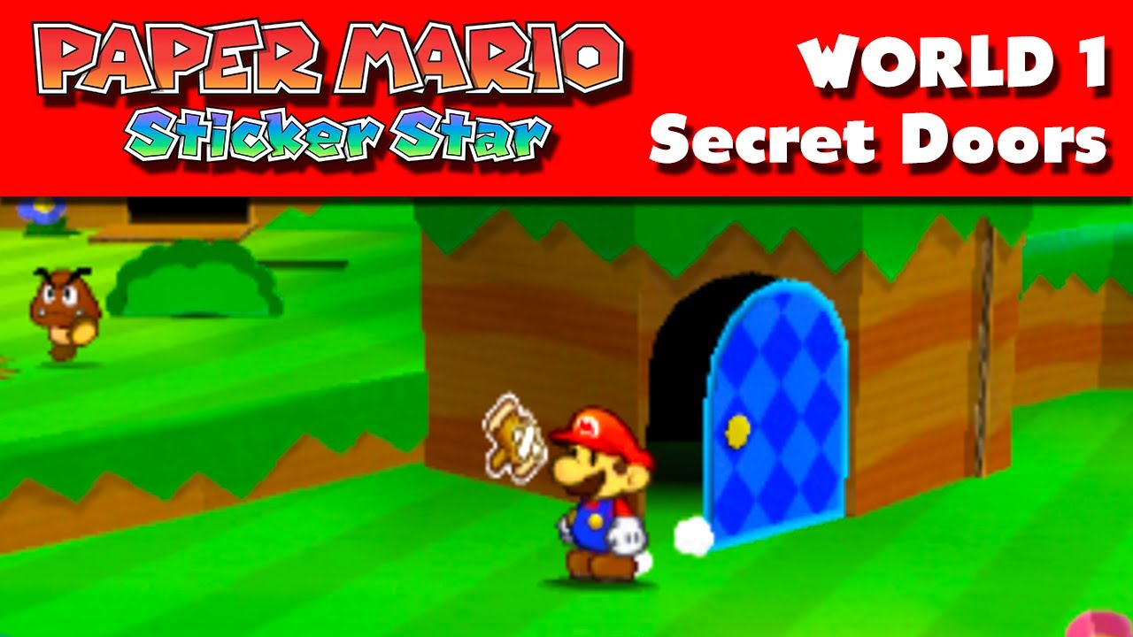 paper mario sticker star 4-3 help Paper mario: sticker star it doesn't help that the general reception of sticker star means that paper mario fans aren't really interested world 4-3, the.