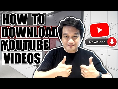 Download How to DOWNLOAD YouTube VIDEOS 2021