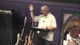 Put Your Armor On! - Bud Chauvin - Ephesians 6:10-18 - BC-T042