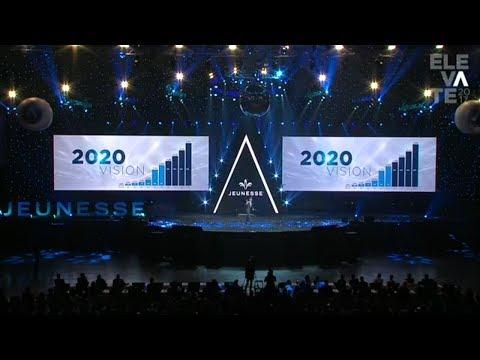 Jeunesse Vision 2020 EXPO Elevate BANGKOK 2017