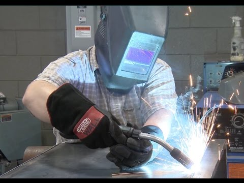 Welding Technology at Surry Community College In-depth