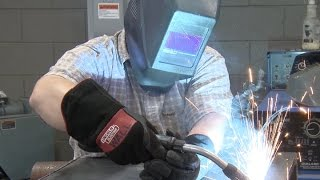 welding technology at surry community college in depth
