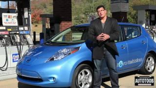 2010 Nissan Leaf Videos