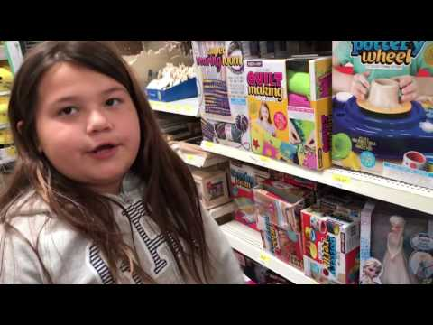 SHOPPING AT WALMART FOR GLUE, SLIME AND PUTTY   LIFE WITH BROTHERS