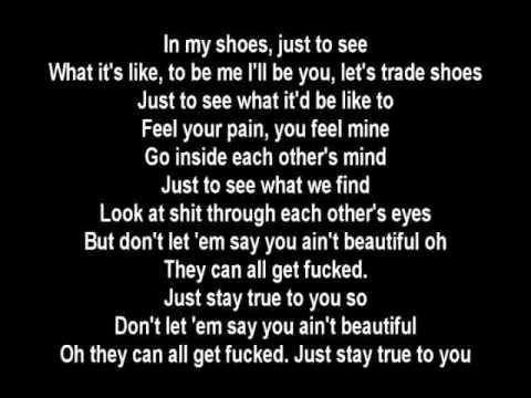 Eminem - Beautiful Karaoke With Lyrics