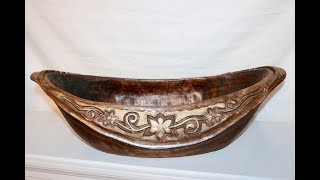 Bowl Carving (ASMR) by Chop With Chris
