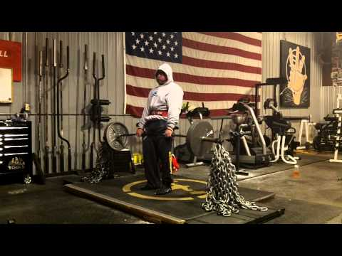 elitefts.com- Dave Chain Deadlift