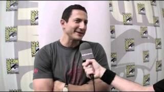 Caprica - Season 1: Comic-Con 2010 Exclusive: Sasha Roiz