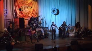 Група ГЗ (Рок-фестиваль ''Наш формат'', Бобровський Палац Культури, 11.10.2015 рік)