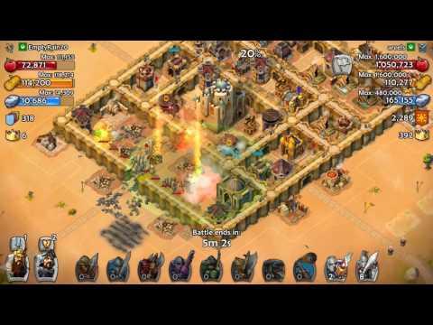 Age Of Empires: Castle Siege, Level 8, %100 Battle