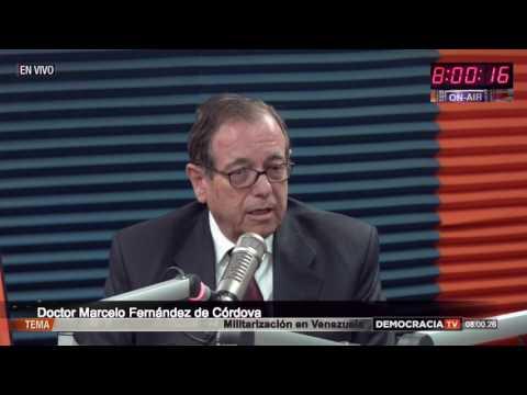 Revista Informativa Democracia: Militarización en Venezuela