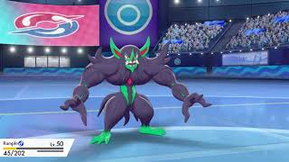 GMAX Coalossal Makes Player RAGE Pokemon Sword Shield WiFi Battle