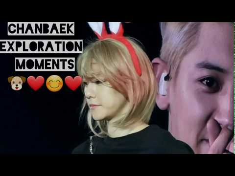 CHANBAEK Exploration Moments 2019 (EXO - BABY YOU ARE )
