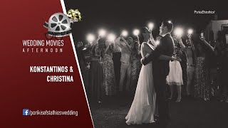 Konstantinos & Christina Wedding | Chalkida | Porikis Efstathios Wedding Movie