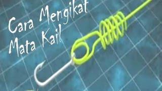 TIPS MENGIKAT MATA KAIL ( PANCING MANIA )