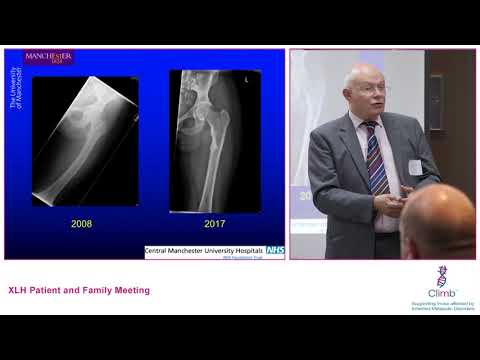 Climb XLH Patient and Family Day - Professor Peter Selby