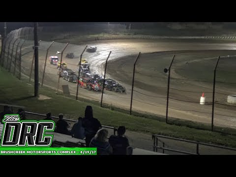 Brushcreek Motorsports Complex | 8/19/17 | Open Wheel Modifieds | Feature