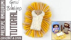 amigurumi asino asinello ciuco donkey raimbow peace crochet ... | 138x246