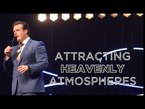 Attracting Heavenly Atmospheres | Josh Herring