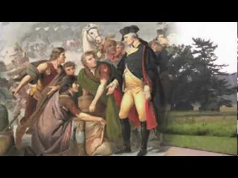Valley Forge - George Washington In Prayer -Tony Perkins - Call2Fall