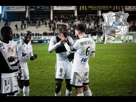 UM NOVO COMEÇO , VAMOS FAZER HISTORIA ! Modo carreira Fifa 18 Amiens-FR #1