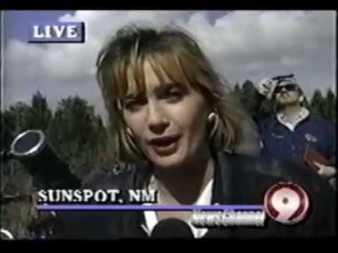 1994 El Paso Annular Solar Eclipse