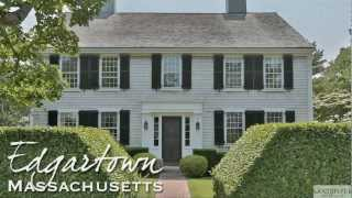 Video Of 45 Cooke Street | Edgartown, Massachusetts (martha's Vineyard) Real Estate & Homes