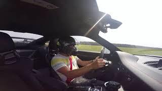Porsche GT2 RS onboard - Mór Csaba, Silesiaring