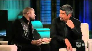 Kevin Hart On The George Lopez Show Talking About Viral Video Of Model