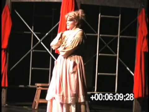 SWEENEY TODD SCHOOL EDITION - Extended Highlights - Thespian Fest 2008