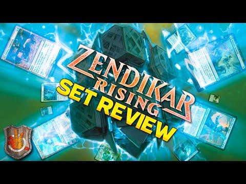 Zendikar Rising Set Review | The Command Zone #351 | Magic: the Gathering Commander EDH