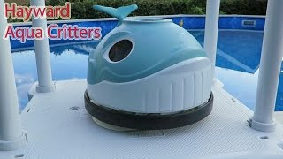 Hayward Aqua Above Ground Pool Vacuum - Critters Pool Vacuum Install and Review