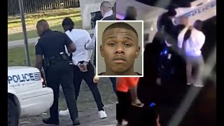 Da Baby Arrested For SECOND Time In Same Week - FULL VIDEO of Miami Arrest