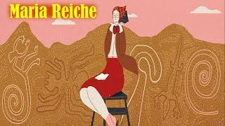 Maria Reiche   GOOGLE DOODLE