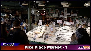 Pike Place Market - 1