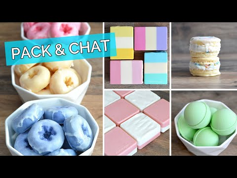Pack & Chat | February 2020 | MO River Soap