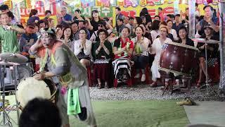 양푼이품바 무너진 사랑탑 남자시리즈 3곡 관객들 뜨거운 호응 일산 해수욕장 0713