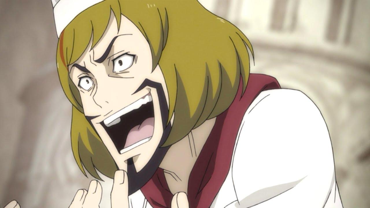 91 days anime review fango