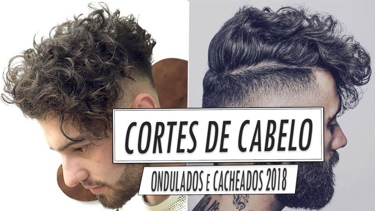 Cortes De Cabelo Masculino Ondulado E Cacheado 2018