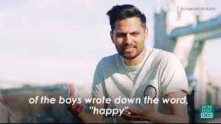 Redefining Happiness | Street Philosophy With Jay Shetty