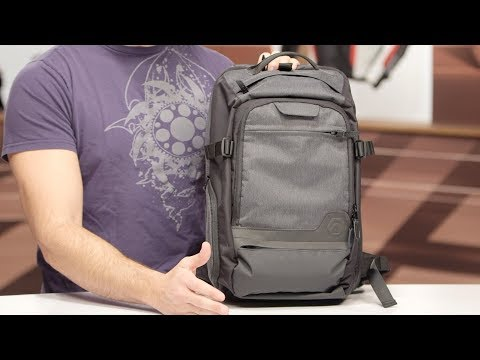 REAX Traveler Backpack Review