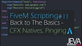 FiveM Dev Tutorial: Creating Your First Resource in C#