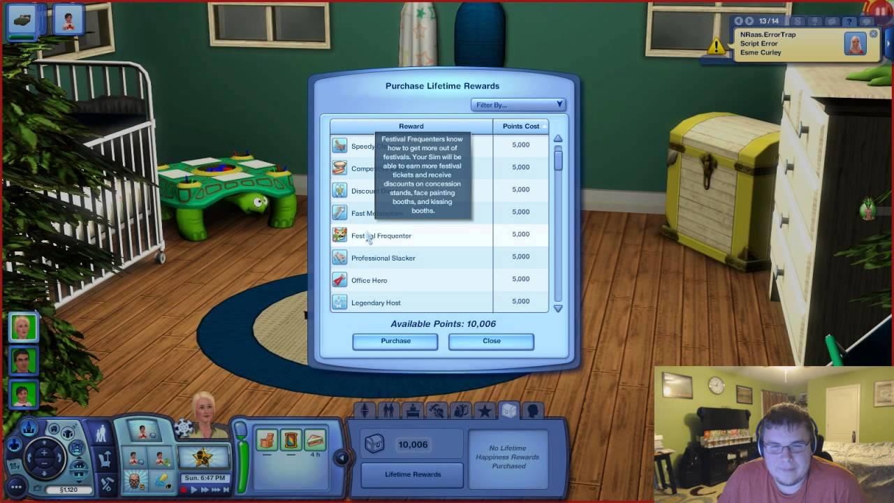 23 Sims 3 LEGACY CHALLENGE!!! w/ Budderflychic
