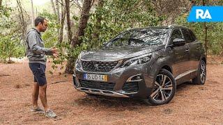 Peugeot 3008 1.5 BlueHDi 130. Um SUV com as garras afiadas