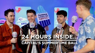 24 Hours Inside... Capital's Summertime Ball 2019
