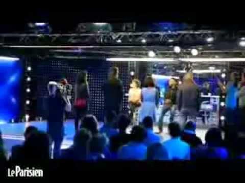 LA FOUINE Jury De Pop-stars  Les 1 ères Images EXCELLENT