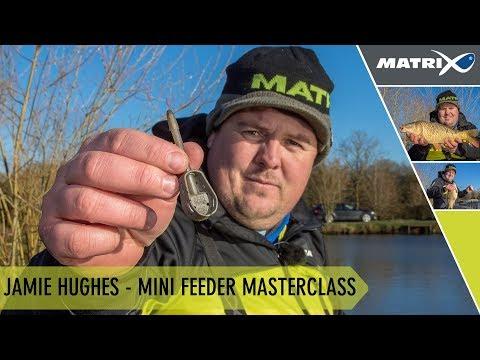 *** Coarse & Match Fishing TV *** Jamie Hughes Mini Feeder Masterclass