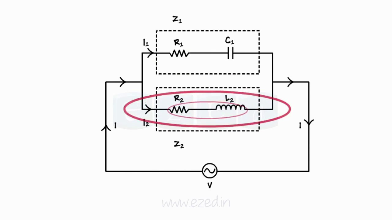 Basic Electrical - AC Circuits Part 3 - AC Parallel ...